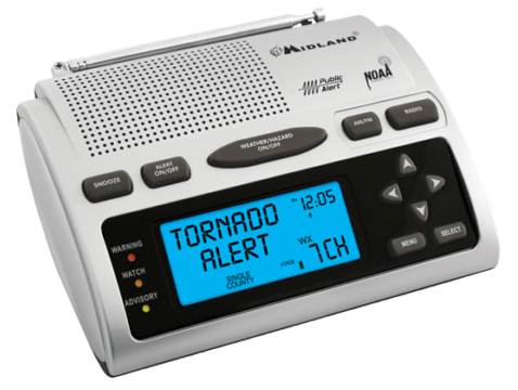 ParsonsWeather com - Weather Radio